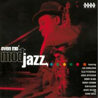 "EVEN MO' MOD JAZZ  ""MORE 60's JAZZ SOUL & BLUES""  23 TRACKS  CD"