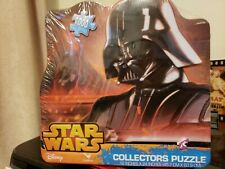 Star Wars Darth Vader Puzzle 1000 Piece Disney Cardinal  18'x24' collectors tin