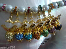 10 Ángel de la guarda amuleto boda invitado regalo pedrería remolque de oro
