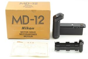 [Mint] Nikon MD-12 Motordrive Winder For FA FM FM2 FE FE2 FM3A From JAPAN #157