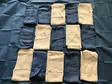 """15PCS 100%Cotton towels Kitchen Dish Cloths Cleaning Drying 22.5' x 16.5"""""""