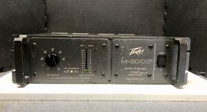Peavey M-3000 Mark V Series Power Amplifier