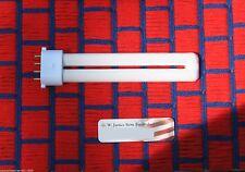 Coleman Lantern 9w Fluorescent flash light bulb U bend fits Ray-O-Vac 4 pin CF9