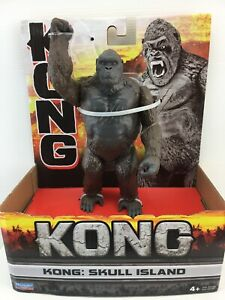 KONG SKULL ISLAND *KING KONG MONSTERVERSE ACTION FIGURE TOY. 17CM.