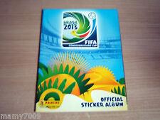 ALBUM FIGURINE PANINI=FIFA CONFEDERATIONS CUP BRASIL 2013=VUOTO=COPIA NON OMAGGI