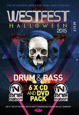 Westfest 2015 – Drum & Bass CD Pack    (WF15DNB)