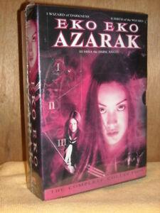 Eko Eko Azarak - Complete Collection (DVD, 2005, 3-Disc Set)