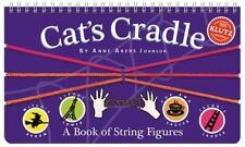 Cats Cradle: A Book of String Figures -- 1993 publication, Johnson, Good Conditi