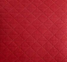 Pottery Barn Kids Garment Dyed F/Q Quilt ~ Red