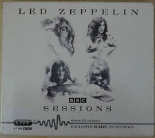 LED Zeppelin-BBC Sessions + rare interviste. US 3 CD Set. PROMO. Limited