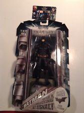 Batman The Dark Knight Rises Movie Masters Figure Bat Signal BRAND NEW Best Deal