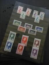 CAMBODIA : Beautiful all VF, MNH collection of Complete sets & Souvenir Sheets.