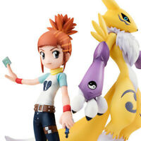 Digimon Tamers Renamon Rika Nonaka Cute PVC Figure Model Toy 6''