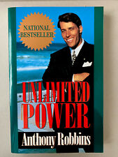 Unlimited Power: New Science of Personal Achievement Anthony Robbins BRAND NEW