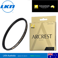 NIKON ARCREST PROTECTION FILTER 72mm
