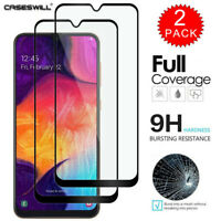 Samsung Galaxy A10S A50 A10e A70 A40 A30 A20 A10 Tempered Glass Screen Protector