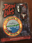Friday the 13th Patch And Pin Set  Halloween 2020 NEW