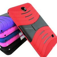 """For Samsung Galaxy Tab 4 7.0"""" 7"""" T230/T231/T235 Armor Hybird W/Stand Cover Case"""