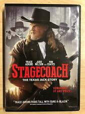 Stagecoach - The Texas Jack Story (DVD, 2016) - F0901