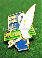 GRANDE PRARIE ALBERTA MARCHING BAND Lapel Pin Mint Neat Unusual