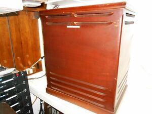 Vintage Leslie 145 Organ Speaker Rotary Speaker for Hammond Organ 2 speed