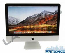 "Apple iMac 21.5"" A1311 Mid-2011 i5-2400S 2.5Ghz 4GB 500GB HDD MC309LL/A *READ*"