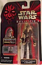 Star Wars Captain Tarpals Action Figure - Episode I - Electropole CommTech Chip