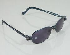 Vintage 90's Jean Paul Gaultier 56-8102 Spring Hinge Hip-Hop Swag Sunglasses