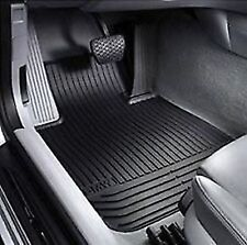 BMW Genuine Rubber Floor Mats for E53 X5 1st 2nd Row Fronts Rears