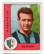 figurina - CALCIATORI PANINI 1961/62 OPACHE REC - ATALANTA OLIVIERI