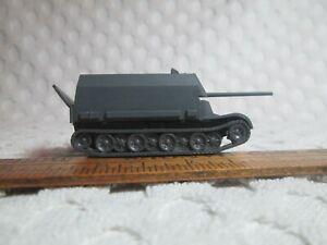Roco Model German 88 cm FLAK AUF SFL GRILLE 10 Tank HO Scale #16 Austria DBGM nr