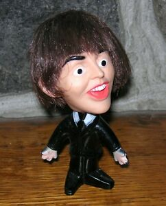 Vintage Beatles Paul McCartney Doll 1964 NEMS ENT. Ltd.