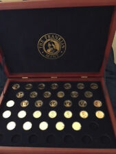 Franklin Mint Presidential Gold Coin Collection - FREE SHIPPING!!!