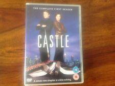 Castle - Season 1 DVD (3 Disc Set)