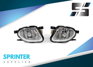 2007 2010 2013 Sprinter Fog Lamp Light [PAIR] fits Mercedes Dodge Freightliner