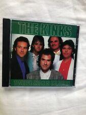 The Kinks Twelve Inches Or More rare import CD original press Tendolar MINT A+