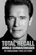 Total Recall, Schwarzenegger, Arnold, Used; Good Book