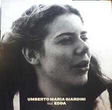 "UMBERTO MARIA GIARDINI / EDDA - MADRE NERA - MAXI-SINGLE 12"" NUMERATO LIMITED"