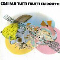 SQUEEZE 1985 COSI FAN TUTTI FRUTTI EN ROUTTI TOUR CONCERT PROGRAM BOOK-NM TO MNT