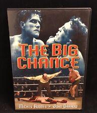 The Big Chance DVD