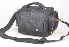 new style Photo camera bag case for Nikon D5300 D5100 D7000 D3200 D610 D7100 D90