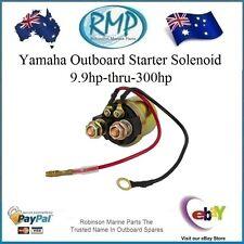 A Brand New Universal Yamaha Starter Relay 9.9hp-thru-300hp # R 6G1-81941-10