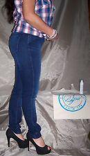 WRANGLER jeans Denim Spa Molly DONNA Tg.W30/L34 con ALOE idratano la pelle !!