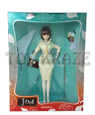 JUN PLANNING J-DOLL GALERIES ST HUBERT J-609 FASHION PULLIP COLLECTION GROOVE