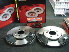 ROVER 75 MG ZT  MINTEX FRONT BRAKE DISCS & PADS NEW