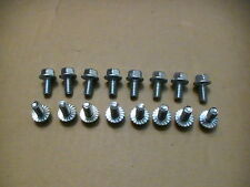 Steel Valve Cover, Bolt Kit, Boss 302, 351C, 351M, 400,  Ford