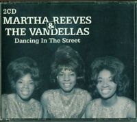 Martha Reeves & The Vandellas - Dancing In The Street Fat Box 2X Cd Perfetti