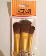 3pc Mop Royal Crafters Choice Camel Hair Brush Set. Gilding Paints Oils Arts