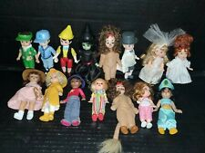 New ListingLot of 15. Madame Alexander and jakks pacific 5' Dolls Wizard Of Oz And More