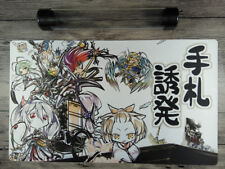 YuGiOh Ghost Family/Sisters Duel  Custom Playmat Trading Card Game Mat Free Tube